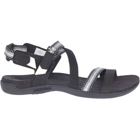 Merrell District Mendi Backstrap Sandals Women, black